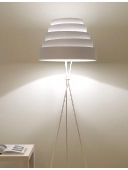Lampe sur pied design - Babel de Karboxx
