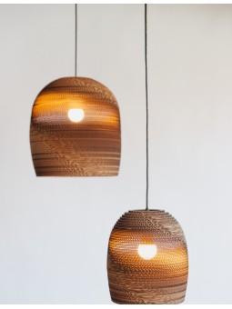 Luminaire écologique Bell de Graypants